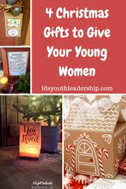 unique gift ideas for women 4 christmas gifts to give your young women young women