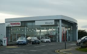 toyota car showroom msj leeds uk structural and civil engineering consultants