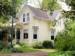 yellow queen anne victorian house 1 aurora oregon love th u2026 flickr