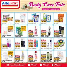 Parfum Di Alfamart alfamart promo care diskon heboh harga spesial giladiskon