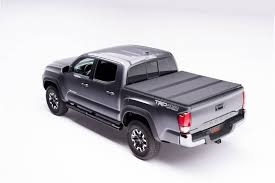toyota tacoma cover toyota tacoma 5 bed 2016 2018 extang solid fold 2 0 tonneau cover
