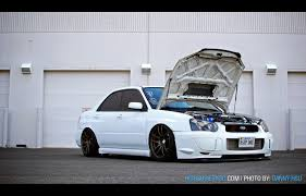 bagged subaru wagon air to the throne bagged u002705 wrx highsociety