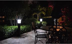Landscape Bollard Lights Solar Bollard Lights Customer Photo Gallery