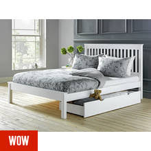 Warwick Bed Frame Results For Warwick Bed Frame White