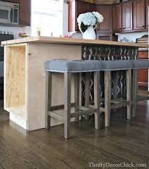 a kitchen island the last kitchen island from thrifty decor