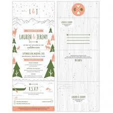 seal and send invitations seal and send wedding invitations catalog botanical paperworks