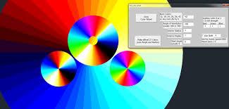 autocad vba color wheel frfly