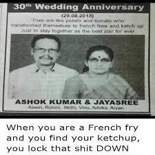 Wedding Anniversary Meme - funny anniversary meme funny memes