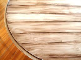 laminate table top refinishing table top staining table top refinish mahogany veneer table top
