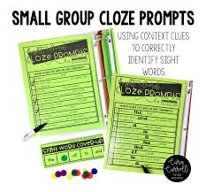 thanksgiving cloze 5 tips for teaching sight words how to make them stick the
