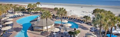 Beach Houses For Rent In Hilton Head Sc by Hilton Head Resorts Holiday Inn Resort Beach House Hotel