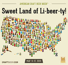 Beer Map Of Usa by American Craft Beer Week Celebrating Our Country U0027s Advanced Beer