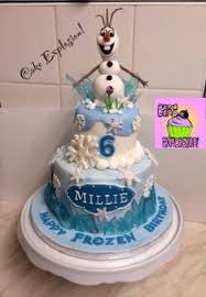 frozen birthday cake frozen disney birthday theme