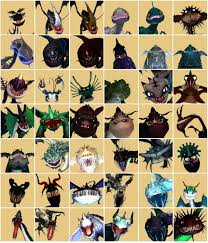 those tired of losing to toothless will be satisfied by this dragon names and meanings in order of pictures