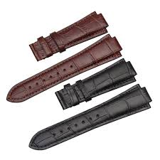 tissot bracelet leather images 24 18mm high quality genuine leather watch bands strap watch men jpg