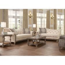 Polyester  Polyester Blend Living Room Sets Youll Love Wayfair - Living room sets