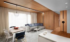 wood ceiling designs living room minimalist apartment design with simple wooden interior roohome