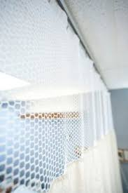 Cubicle Curtains With Mesh Privacy Cubicle Curtains U0026 Hospital Ceiling Curtain Track