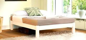 Bed Frame Alternative Bed Frame Alternative No Headboard Bed Frame Bed Frame Without