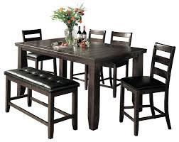 9 pc dining room set loon peak bridlewood 9 piece dining set u0026 reviews wayfair