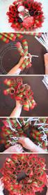 20 super easy diy christmas wreaths deco mesh diy christmas