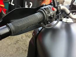 oxford premium adventure heated grips on the xt1200z