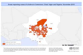 Niger Africa Map by Who Global Health Observatory Map Gallery