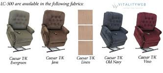 electric recliner lift chair power lift recliner chair leather