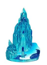 frozen castle aquarium ornament co uk pet supplies