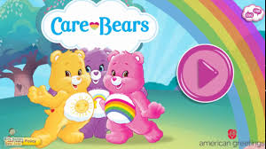 care bears fun learning numbers letters shapes colors