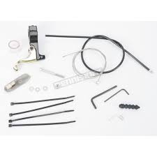 full throttle inc goldfinger left hand throttle kit for yamaha