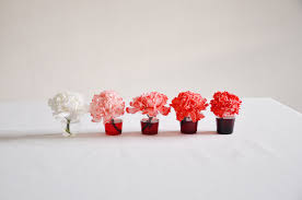red hong yi u0027s incredibly creative carnation art u2013 cube breaker