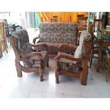 Wooden Sofa Furniture Wooden Sofa Set Manufacturers Suppliers U0026 Dealers In Solapur