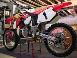 93 u0026 96 cr250 projects looking for parts old moto