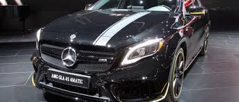 mercedes a class 45 amg mercedes outs 2018 amg gla 45 4matic and 2018 e class coupe