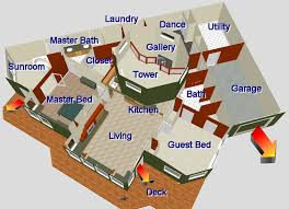 earth sheltered home plans smart idea 4 earthen home designs plans for a passive solar earth