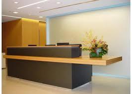Yellow Reception Desk 44 Best Reception Desk Images On Pinterest Office Spaces