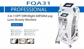 opt beauty salon equipment elight ipl rf nd yag laser hair removal