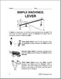 worksheets lever upper elem abcteach