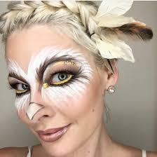Owl Halloween Costume Adults 85 Halloween Makeup Ideas Instagram 2017 Glamour