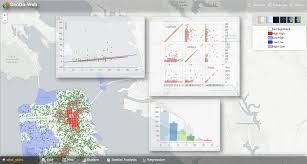 Uchicago Map Geoda Web A Cybergis Platform Spatial Uchicago The University