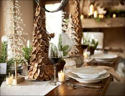 pottery barn christmas table decorations impressive picture of christmas table settings pottery barn jpg