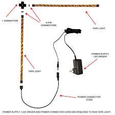 exciting 3 wire trailer lights gallery wiring schematic
