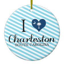charleston ornaments keepsake ornaments zazzle