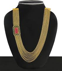 pearls necklace price images Zaveri pearls gold plated plated zinc necklace price in india jpeg