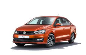 volkswagen white car orange car volkswagen polo on a white background wallpapers and