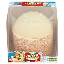asda vanilla smash cake kids stuff pinterest smash cakes