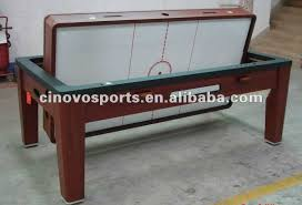 Air Hockey Coffee Table Multi Table Spin Around Pool Table Air Hockey Table Dinning