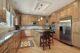 Oak Kitchen Design Luxury Kitchen Design Ideas Custom Cabinets Part 3 Designing Idea