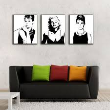 Marilyn Monroe Wall Decor Canvas Marilyn Monroe Framed Decorative Posters U0026 Prints Ebay